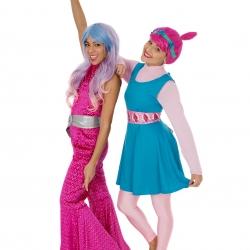 Princess Poppy & Lady Glitter Sparkles
