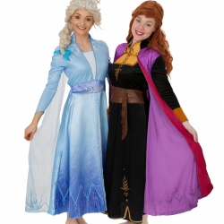 Frozen 2 - Elsa & Anna