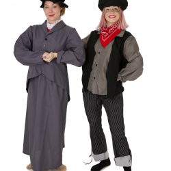 Mary Poppins & Chimney Sweep