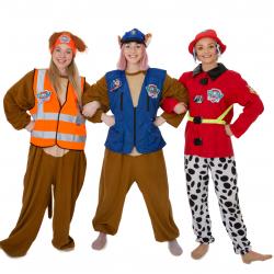 Paw Patrol (Zuma, Chase & Marshall)